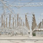 750kV Substation with Shemar Insulators