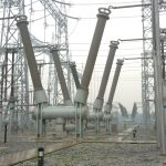 750kV Converter Station with Shemar Insulators