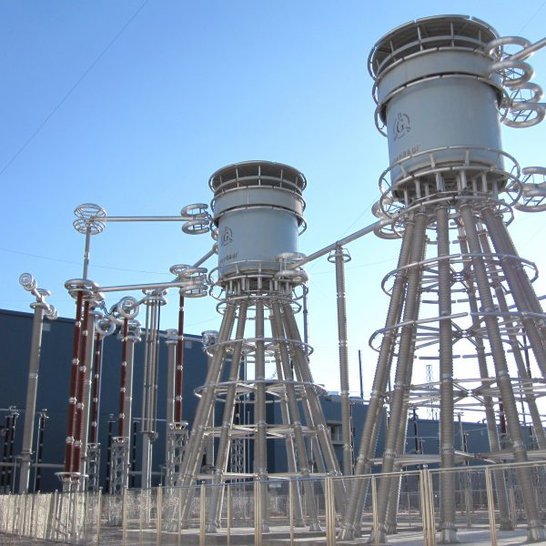 800kV Shemar Post Insulators for Smoothing Reactor