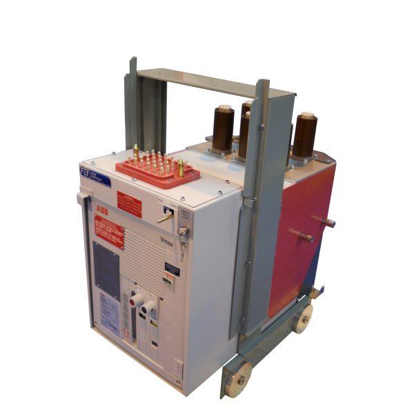 Vacuum-Oil-Replacement Spring Actuator (VOR-S) VMX Circuit Breaker