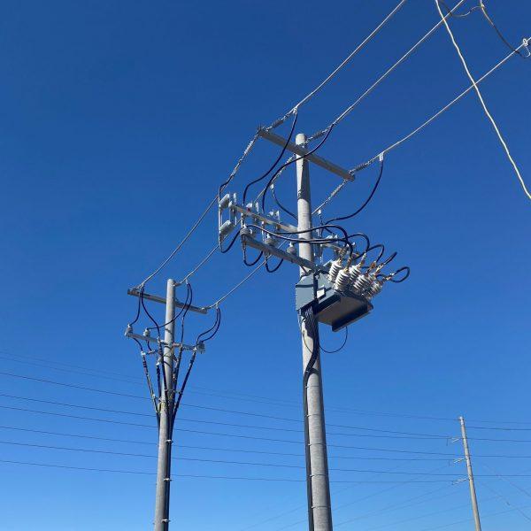 Transmag Metering Unit Current Transformer Voltage Transformer