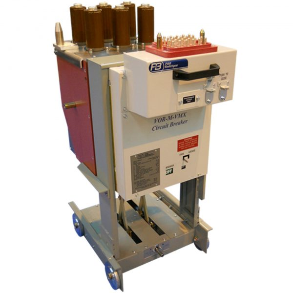 Vacuum Oil Replacement Magnetic Actuator (VOR-M) VMX Circuit Breaker
